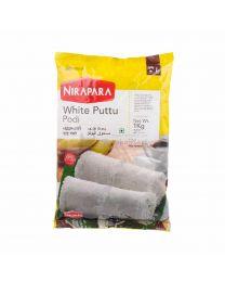 Nirapara Puttu Podi (White) - 1kg