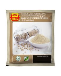 Baba's White Pepper - 250g