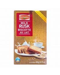 Britannia Milk Rusk - 560g