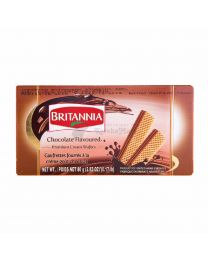 Britannia Wafer Chocolate - 80g