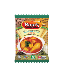 Raja's Meat Curry Powder - 220g