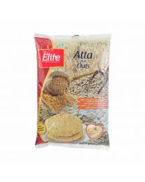 Elite Atta Plus Oats - 1kg