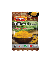Raja's Turmeric Powder - 125g