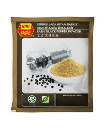Baba's Black Pepper - 250g
