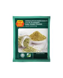 Baba's Fennel Powder - 70g
