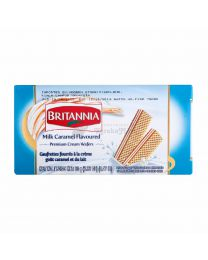 Britannia Wafer Milk Caramel - 80g