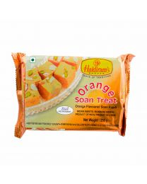 Haldirams Orange Soan papdi - 250g