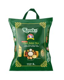 Koreka Ponni Boiled Rice (Rajabogam) - 5kg